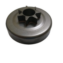 Campana Frizione Hus 40-45 Foro Mm 15.5 Diametro Mm 66.70