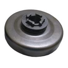 Campana Frizione Hus 61-66-162-222-266-268-272 Foro Mm 15.6 Diametro Mm 81.6 D 7